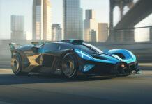 Bugatti Bolide CSR Racing 2 Mobile Game