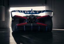 Bugatti Bolide Most Extreme Hyper Sports Car Ever