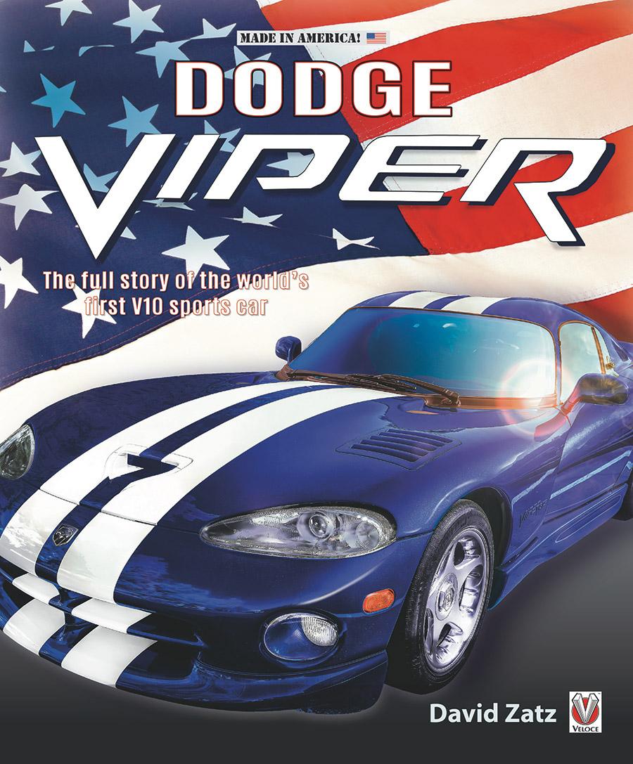 Dodge Viper V10 History Book