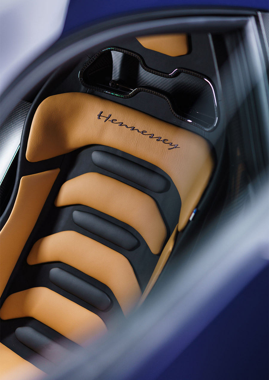 Hennessey Venom F5 Global Debut
