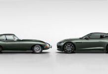 Jaguar F-TYPE Heritage 60 Edition celebrates diamond anniversary of legendary E-type