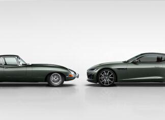 Jaguar F-TYPE Heritage 60 Edition celebrates diamond anniversary of legendary E-type
