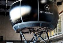 Mercedes-Benz Driving Simulator
