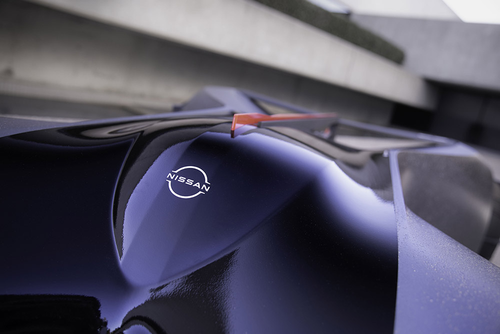 Nissan GT-R(X) 2050