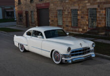 Ringbrothers 1948 Cadillac Madam V