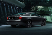 Rolls-Royce Wraith Kryptos Code Clue
