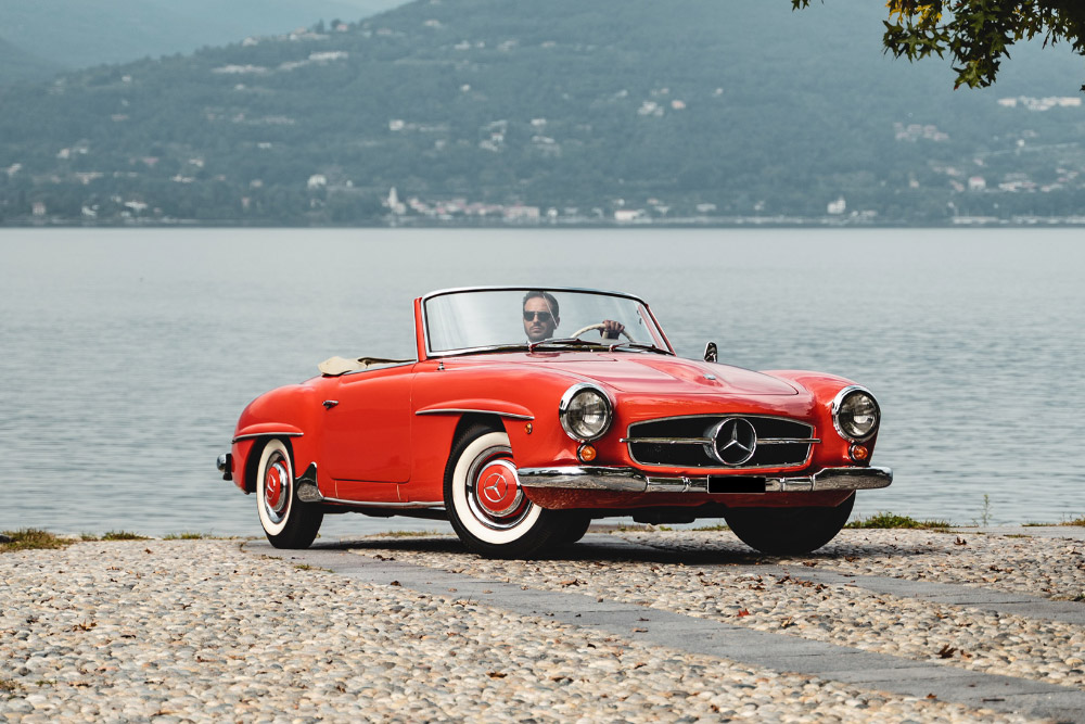 The Outlierman Rent and Drive Classic Cars