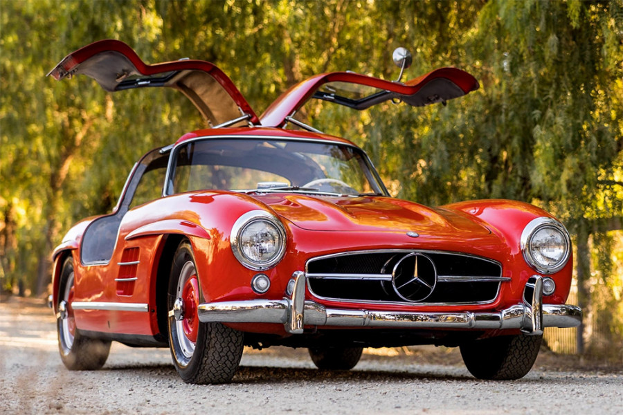 1955 Mercedes-Benz 300SL Gullwing For Sale