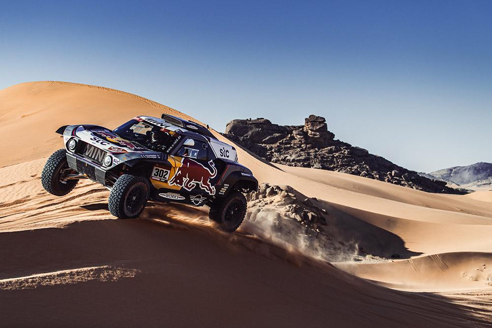 2021 Dakar Rally Sixth overall win for MINI Cooper