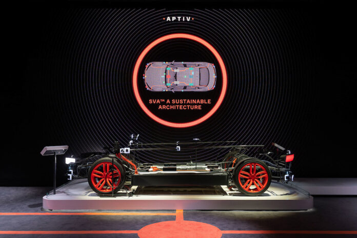 Aptiv ADAS Platform for Automated and Electrified Vehicles