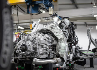 Bentley Flying Spur V8 Engine Facts and Figures