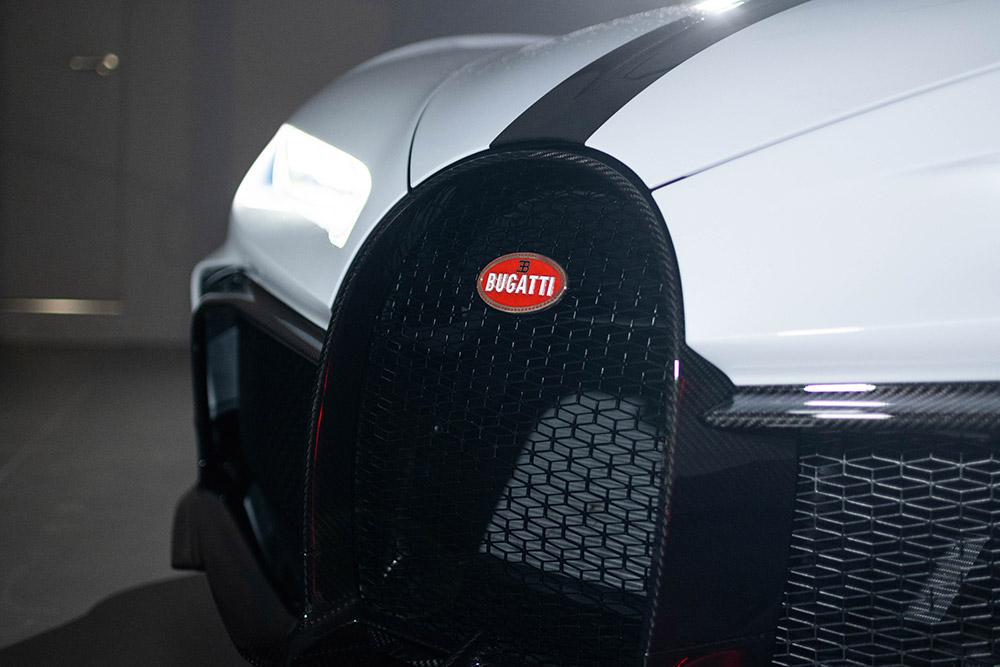 Bugatti Chiron Pur Sport Customer Delivery
