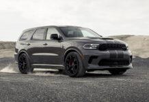 2021 Dodge Durango SRT Sold Out