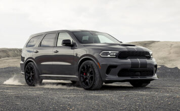 2021 Dodge Durango SRT Sold Out