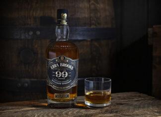 Ezra Brooks 99 Kentucky Straight Bourbon Whiskey Introduced