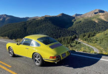 Film Director Jeff Zwart Favorite Porsche Home Road