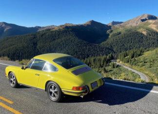 Film Director Jeff Zwart Favorite Porsche Home Road