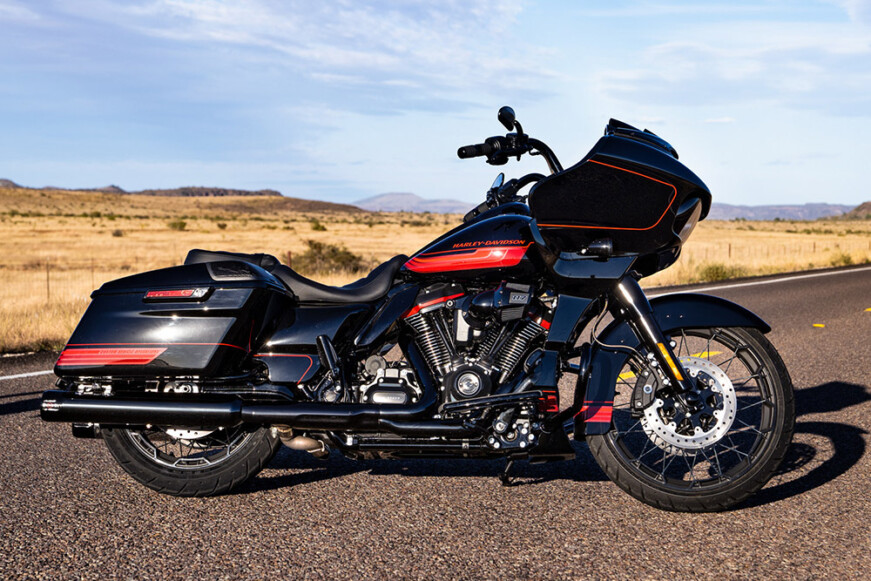 Debut Harley-Davidson Audio Powered by Rockford Fosgate
