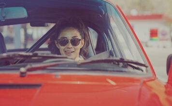 Hollywood Stunt Driver Sera Trimble Porsche 911 Drive