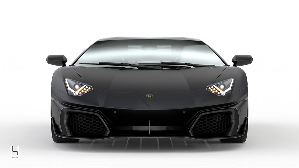 Huber ERA Lamborghini Aventador