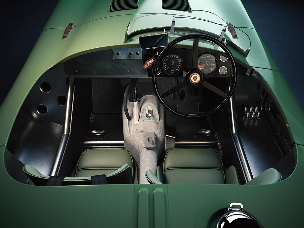 Jaguar C-Type Classic Continuation