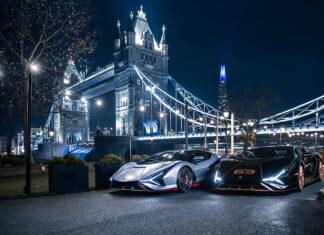 Lamborghini London and H.R. Owen Celebrates Delivery of Two Rare Lamborghini Siáns