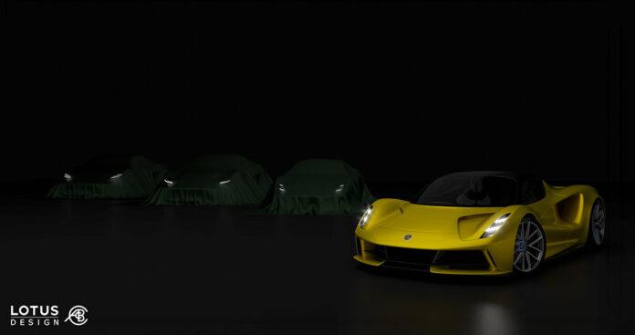 Lotus Type 131 Sports Car Series