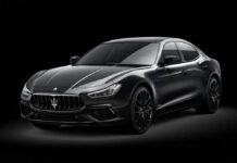 Maserati Levante and Ghibli Sportivo Special Editions