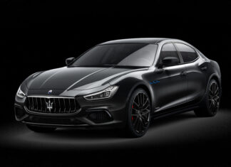 Maserati Levante and Ghibli Sportivo Special Editions