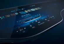 MBUX Mercedes-Benz User Experience Hyperscreen