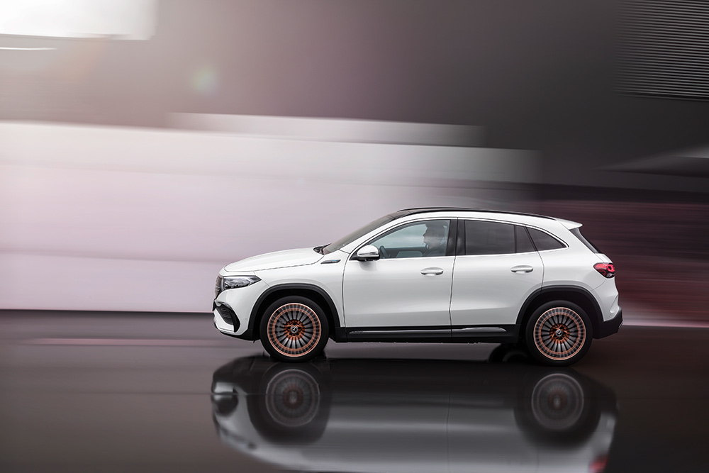 Mercedes-Benz EQA Electric SUV