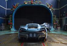 Rimac C_Two Final Aerodynamic Test