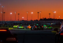 Rolex Marks 30th Edition as Title Sponsor of the Rolex 24 at Daytona