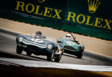 Rolex Monterey Motorsports Reunion History