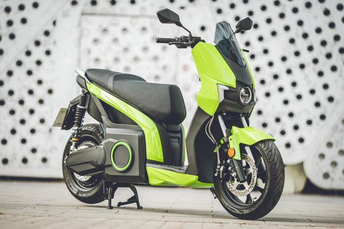Silence e-moto Electric Scooter