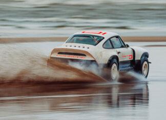 Singer 1990 Porsche 911 Reimagined