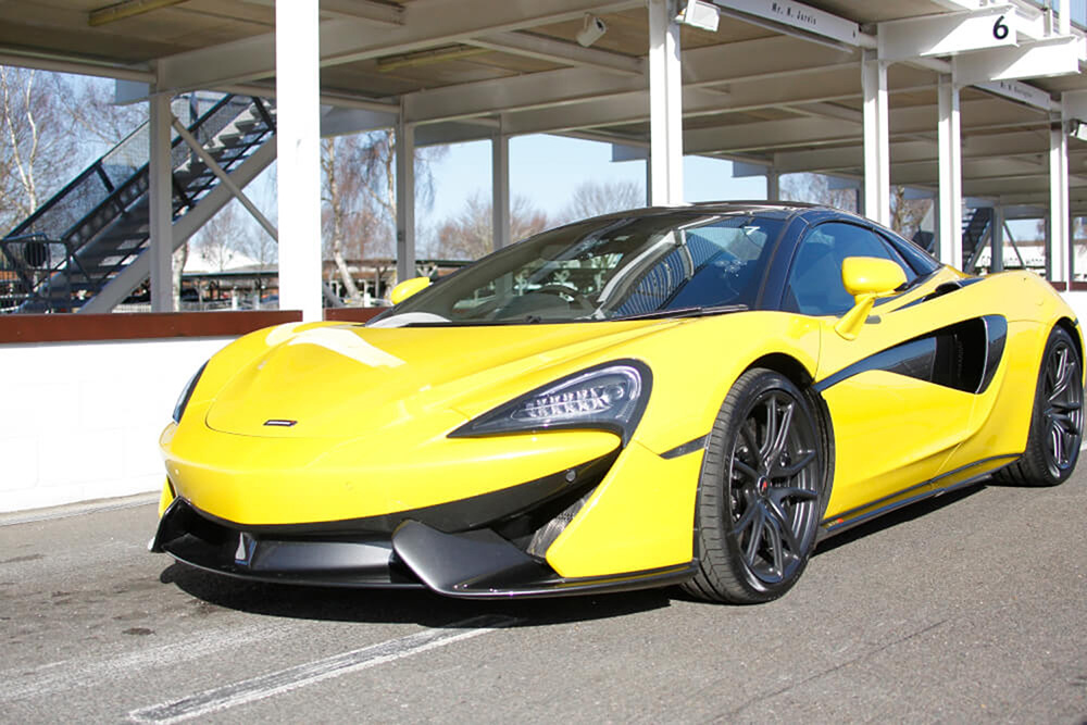 TrackDays Driving Experiences for Two