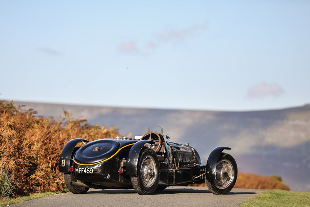 1934 bugatti type 59 sports auction records