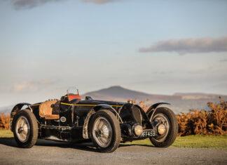 1934 bugatti type 59 sports auction records