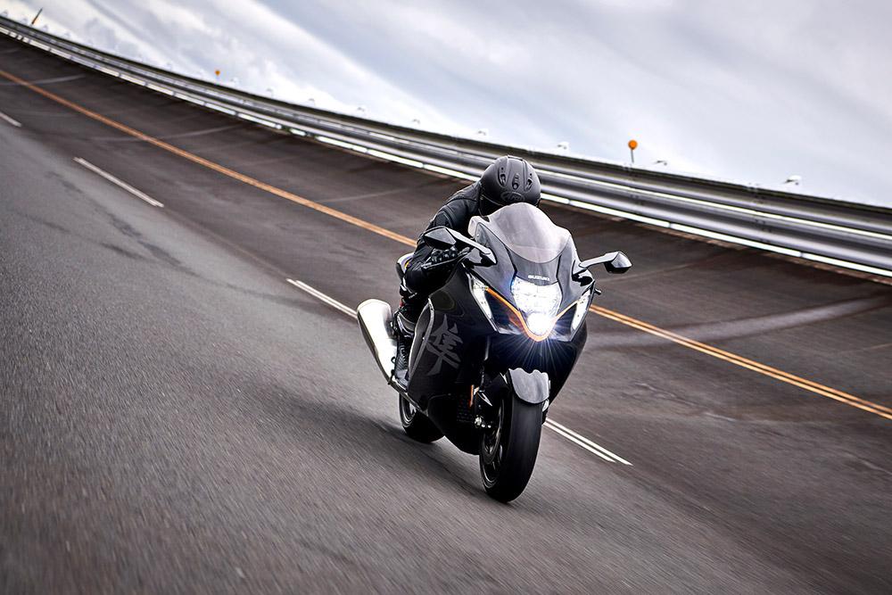 20201 Suzuki Hayabusa Revealed