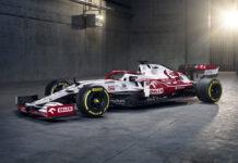 Alfa Romeo Racing ORLEN C41 Formula One Car Unveiled