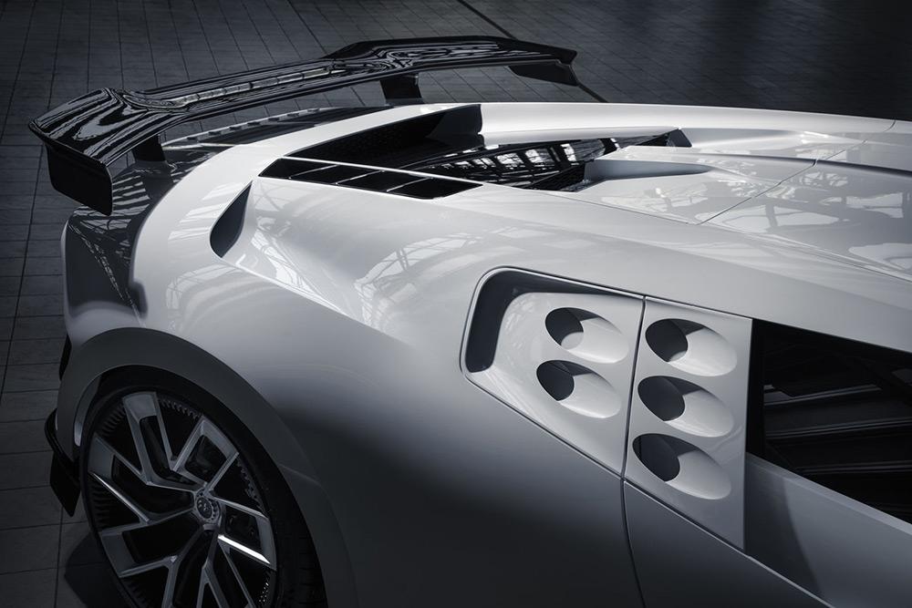 Bugatti Centodieci Prototype Production