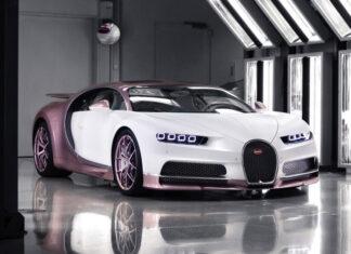 Bespoke Bugatti Chiron Sport Alice From H.R. Owen