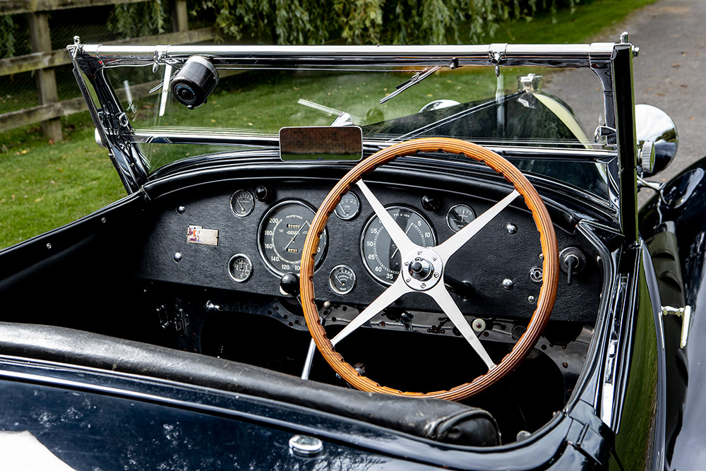 bugatti type 55 dashboard auction records