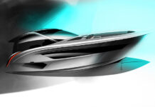 Designworks, BMW and Sea Ray Sundancer 370 Outboard