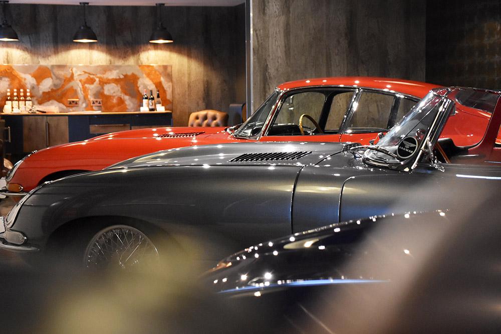 Jaguar E-Type 60 Year Anniversary in the UK