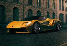 Lotus Evija Wins International Design Award