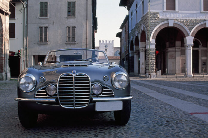 Maserati Celebrates A6G Spyder Frua Anniversary