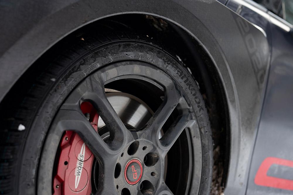MINI John Cooper Works GP Winter Tires