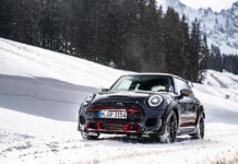 MINI John Cooper Works GP Winter Tires